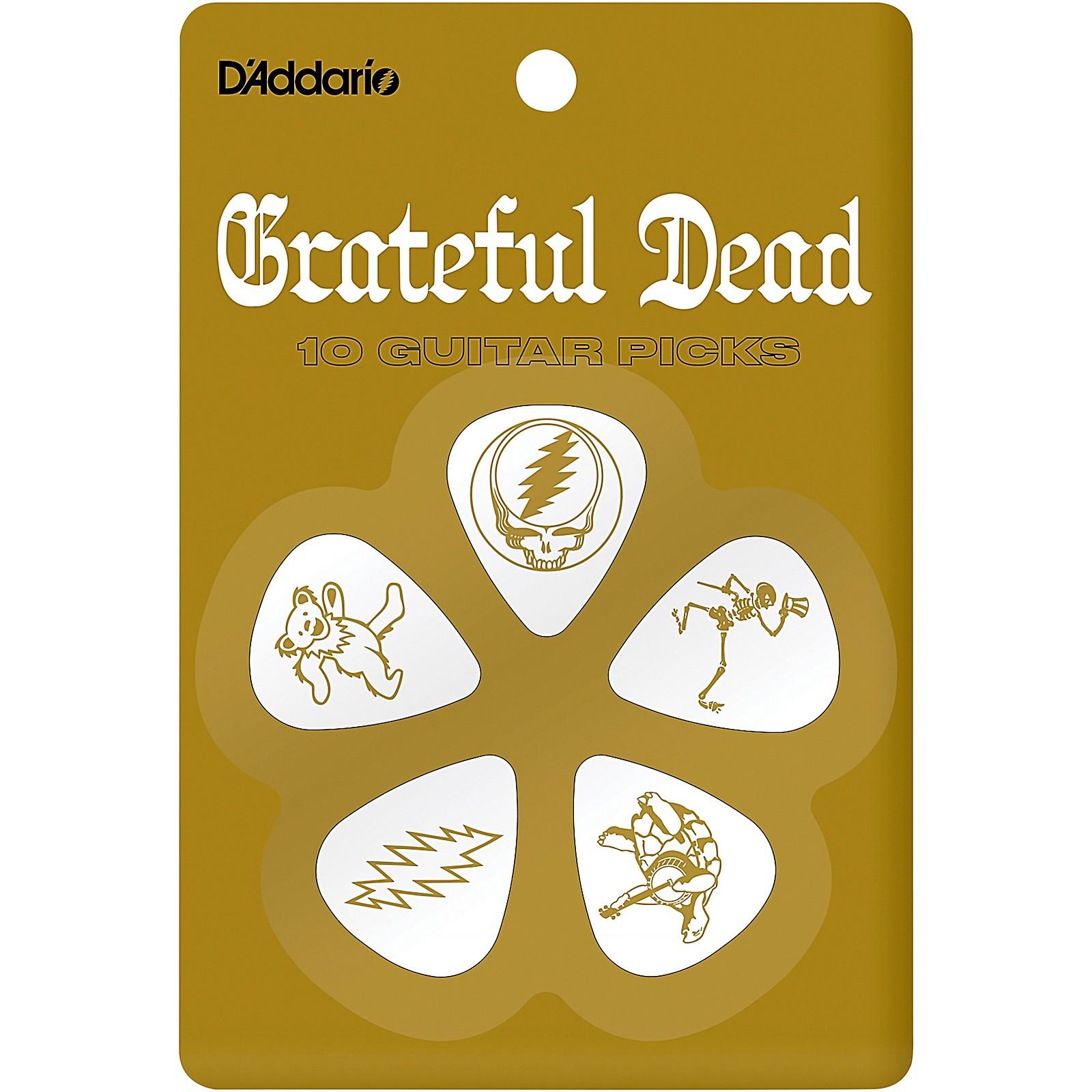 D'Addario Planet Waves Grateful Dead Icon Picks