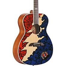 Open BoxAlvarez Grateful Dead OM Acoustic Guitar