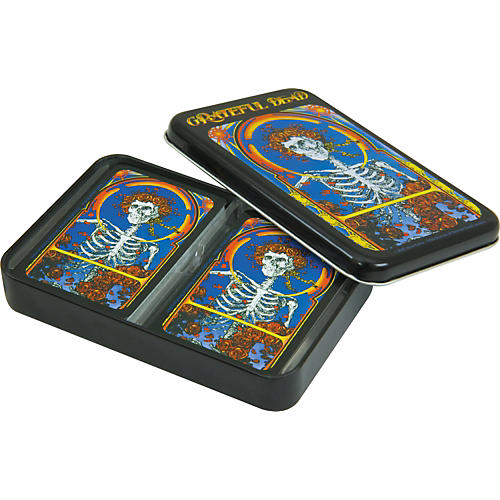 Vandor Grateful Dead Playing Cards