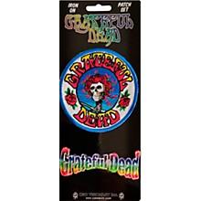 C&D Visionary Grateful Dead Skull Roses Patch set