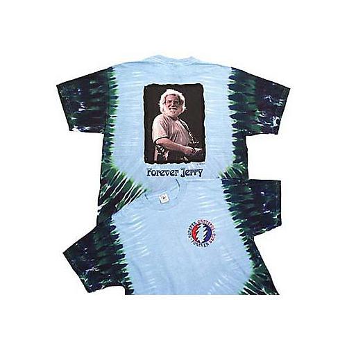 Grateful Graphics Grateful Dead forever Jerry T-Shirt
