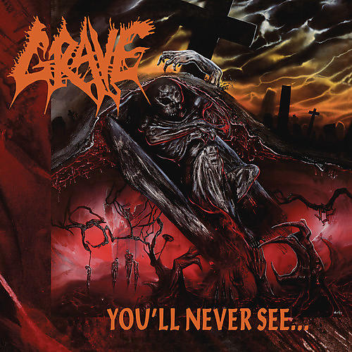 Alliance Grave - You'II Never See