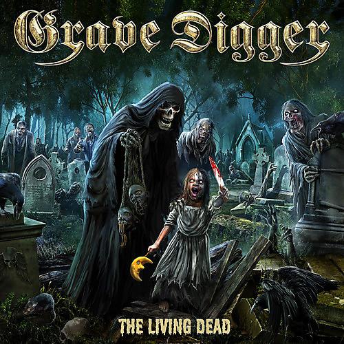 Alliance Grave Digger - Living Dead
