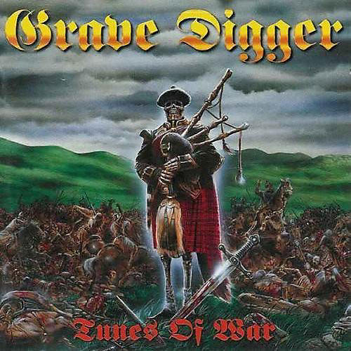Alliance Grave Digger - Tunes of War