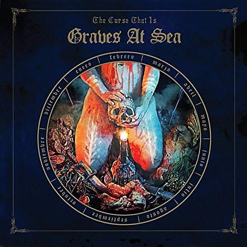 Alliance Graves at Sea - The Curse That Is