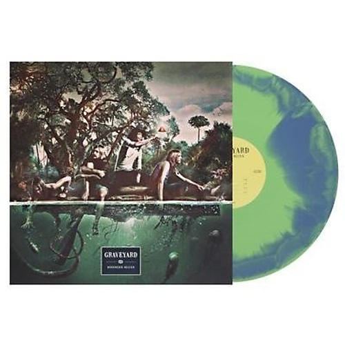 Alliance Graveyard - Hisingen Blues (Mint Green/Blue Vinyl)