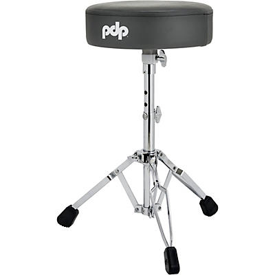 PDP by DW Gravity Series 12 inch Round Top, Lightweight Throne with Gray Top