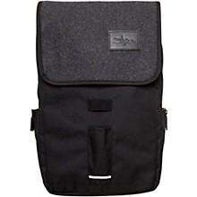 Zildjian Gray Flap Laptop Backpack