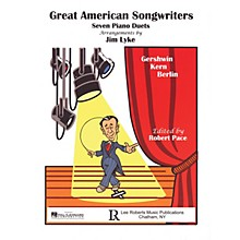 Lee Roberts Great American Songwriters Pace Piano Education Series Softcover with CD