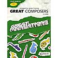 Curnow Music Great Composers (Bb Clarinet - Grade 0.5) Concert Band Level 1/2 thumbnail
