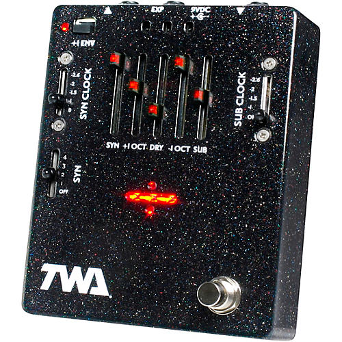 TWA Great Divide Mk. II Synth Octaver Effects Pedal