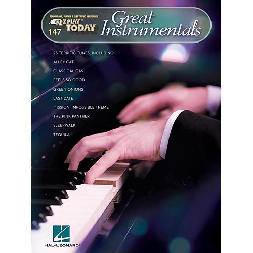 Hal Leonard Great Instrumentals E-Z Play Today Volume 147