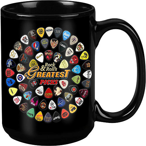 Taboo Greatest Picks Black Mug 15 oz