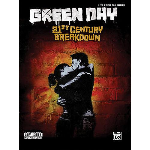 Hal Leonard Green Day - 21st Century Breakdown (Easy Guitar Tab Book)
