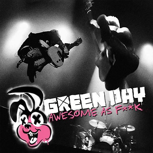 WEA Green Day - Awesome As F**K CD & BLU-RAY or DVD