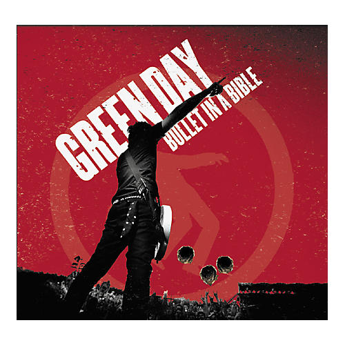 Alfred Green Day - Bullet In A Bible CD/DVD