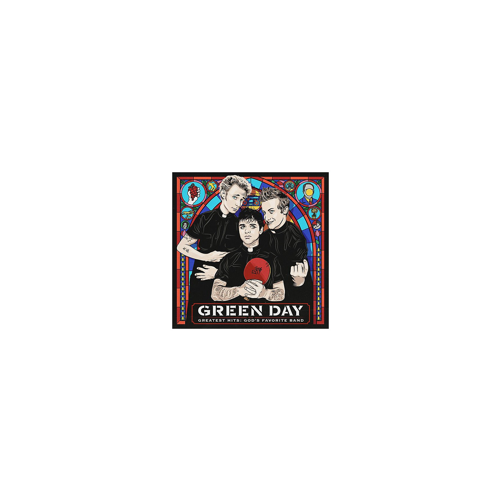 WEA Green Day - Greatest Hits: God's Favorite Band