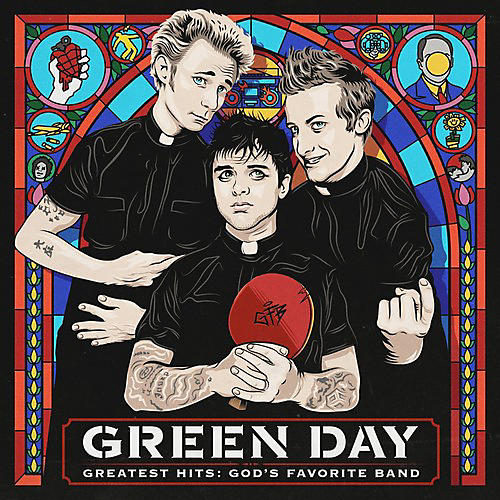 Alliance Green Day - Greatest Hits: God's Favorite Band