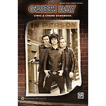 Alfred Green Day - Lyric & Chord Songbook