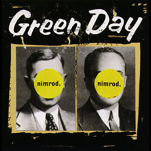 Alliance Green Day - Nimrod