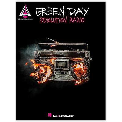 Hal Leonard Green Day - Revolution Radio for Guitar Tab