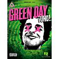 Hal Leonard Green Day - Uno Guitar Tab Songbook thumbnail