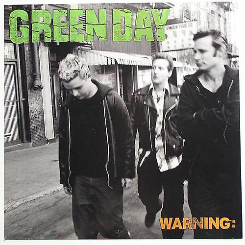 Alliance Green Day - Warning