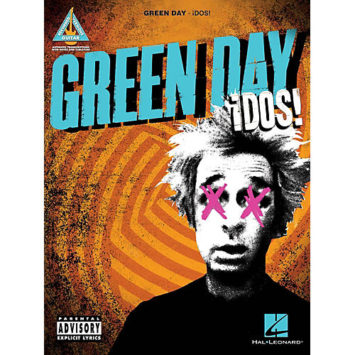 Hal Leonard Green Day  Dos! Guitar Tab Songbook
