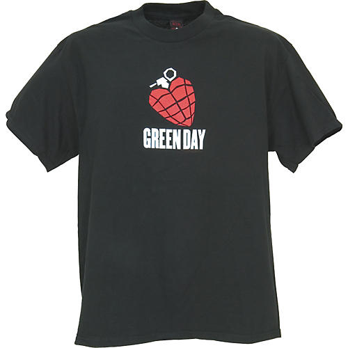 Gear One Green Day Grenade T-Shirt