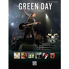 Alfred Green Day Sheet Music Anthology PVC Book