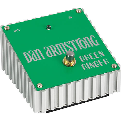 Dan Armstrong Green Ringer Guitar Effects Pedal