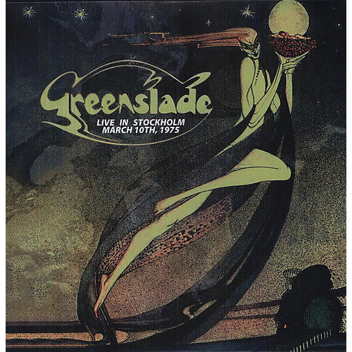 Alliance Greenslade - Live In Stockholm - March 10th, 1975