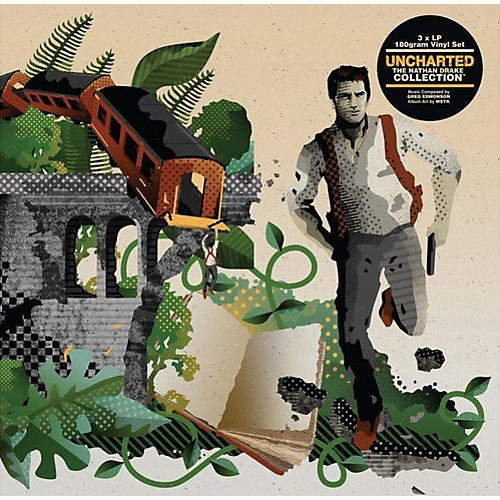 Alliance Greg Edmonson - Uncharted: The Nathan Drake Collection (Original Soundtrack)