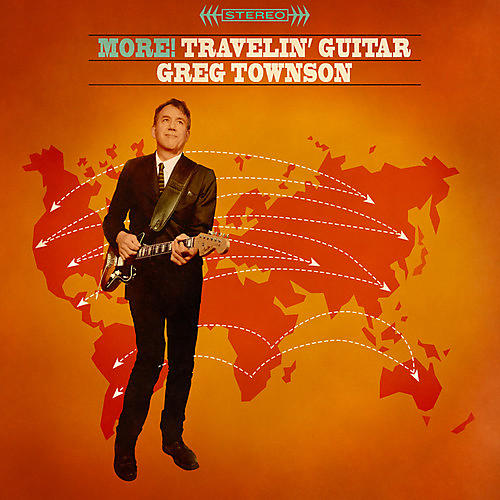 Alliance Greg Townson - More! Travelin' Guitar