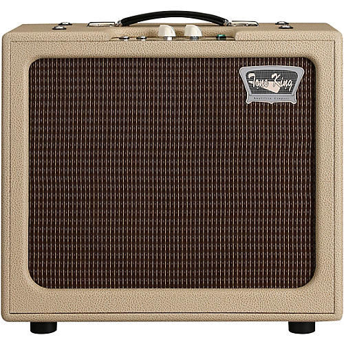 Tone King Gremlin 5W 1x12 Tube Guitar Combo Amp Cream