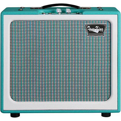 Tone King Gremlin 5W 1x12 Tube Guitar Combo Amp Condition 1 - Mint Turquoise