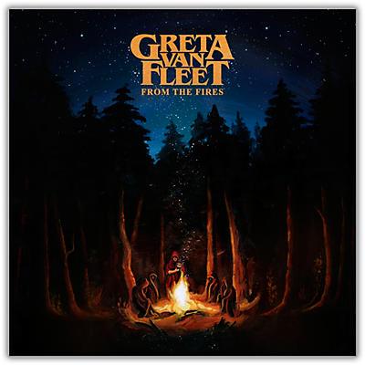 Greta Van Fleet - <i>From The Fires</i> Vinyl EP
