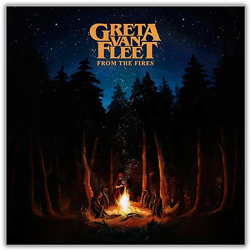 Universal Music Group Greta Van Fleet - <i>From The Fires</i> Vinyl EP