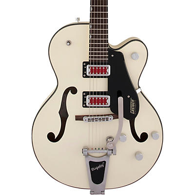 """Gretsch Guitars Gretsch Guitars G5410T Electromatic """"Rat Rod"""" Hollow Body Single-Cut with Bigsby Electric Guitar"""