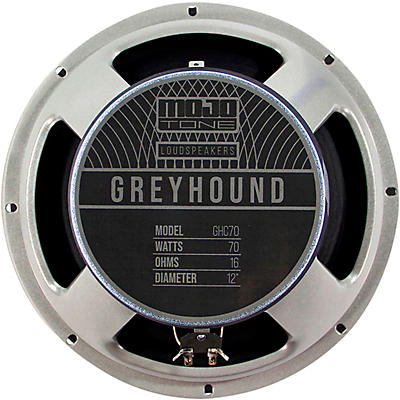 "Mojotone Greyhound 12"" 70W Speaker 16 OHM"