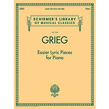 G. Schirmer Grieg - Easier Lyric Pieces for Piano