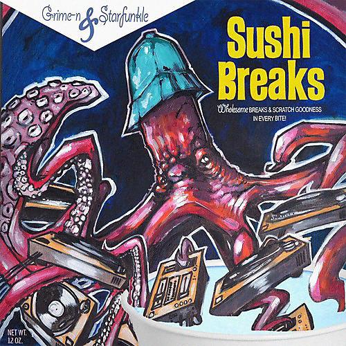 Alliance Grime-n - Sushi Breaks