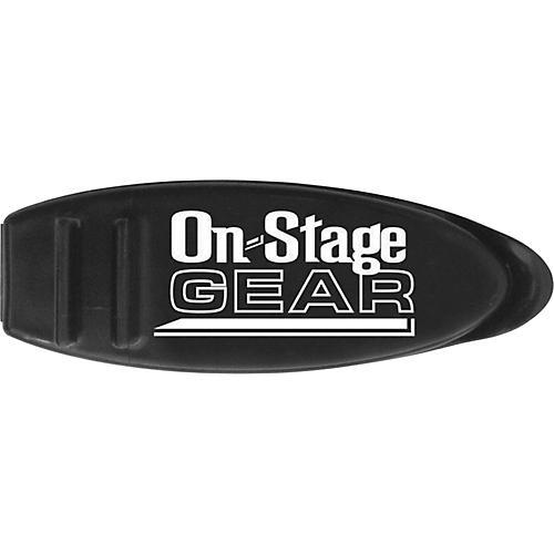 On-Stage Grip Clip Black