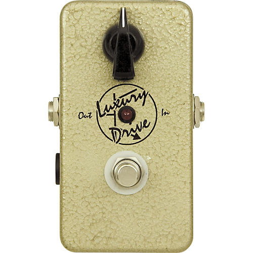 T-Rex Engineering Gristle Luxury Drive Guitar Effects Pedal