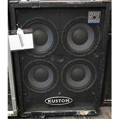 Kustom Groove 410h Bass Cabinet