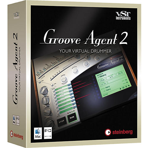 Steinberg Groove Agent 2