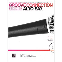 Carl Fischer Groove Connection Score and CD - Alto Sax