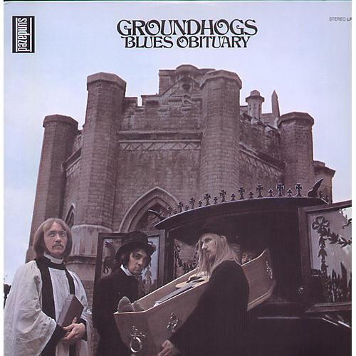 Alliance Groundhogs - Blues Obituary