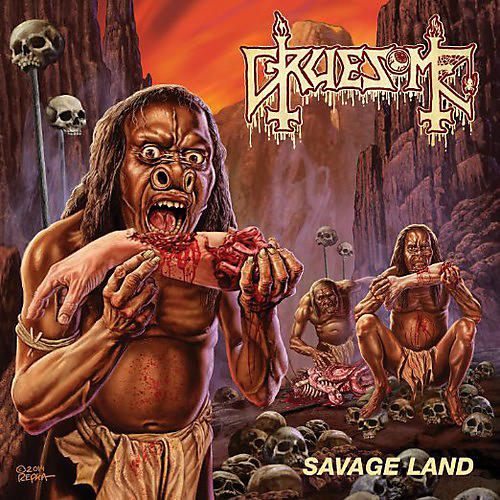 Alliance Gruesome - Savage Land