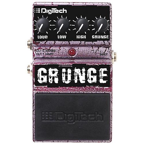 DigiTech Grunge Distortion Guitar Effects Pedal